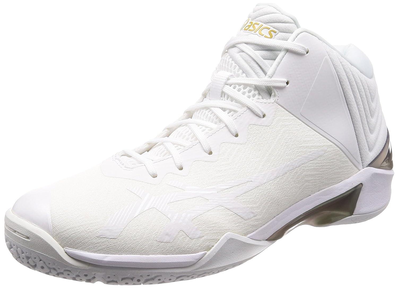 [アシックス] バスケットシューズ GELBURST 22-wide B079J5PN2D 30.0 cm ホワイト/ホワイト