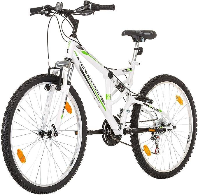 Rueda 26 Pulgadas Shimano 21 velocidades Bikesport Energy Bicicleta de monta/ña para Mujer
