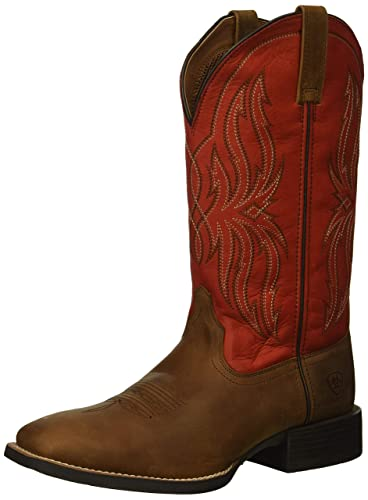 8ab875755 Ariat Men s Sport Rustler Western Boot  Amazon.co.uk  Shoes   Bags