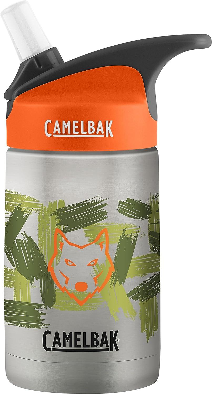 CamelBak Eddy Kids Vacuum Stainless Water Bottle, 12oz