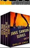 Jake Samson Mystery Series Vol 3-6 (The Jake Samson Series)