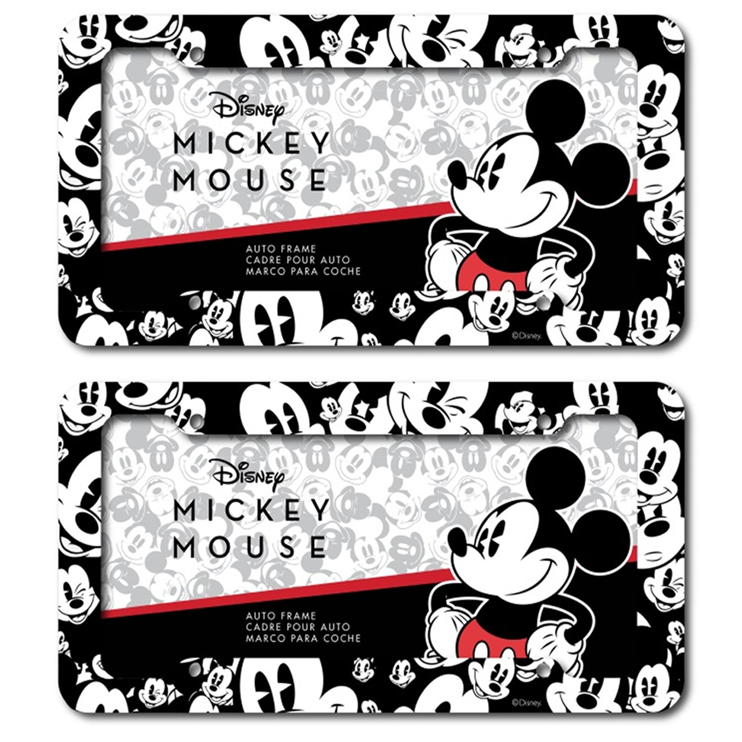 Amazon.com: Chroma Graphics Disney Mickey Mouse Expressions Emotions ...