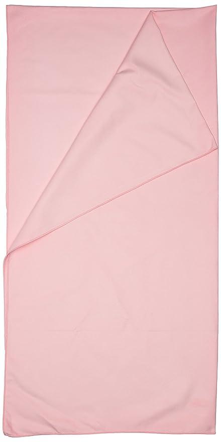 Lumaland microfibra toalla extra absorbente diferentes tamaños y colores 100 X 200 cm rosa