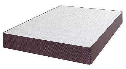 Rohi 4g Aircool 4ft6 Double Memory Foam Mattress In A Box
