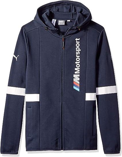 Motorsport Men's BMW Full Zip Hoodie