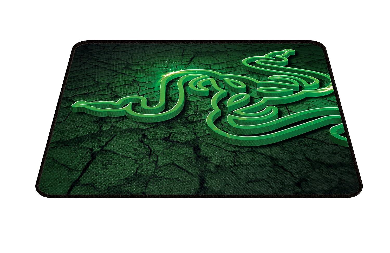 96672703b8f Amazon.com: Razer Goliathus Control (Large) Gaming Mousepad Gaming Mousepad  - [Fissure]: Medium Friction Mat - Anti-Slip Rubber Base - Portable Cloth  Design ...