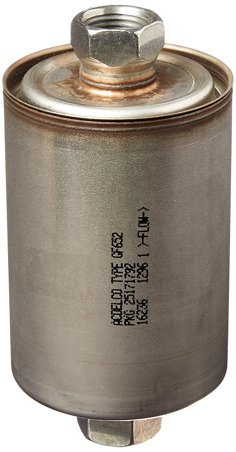 Acdelco Gf652 Professional Fuel Filter Cxbiuerfg 2014 Camaro Automotive