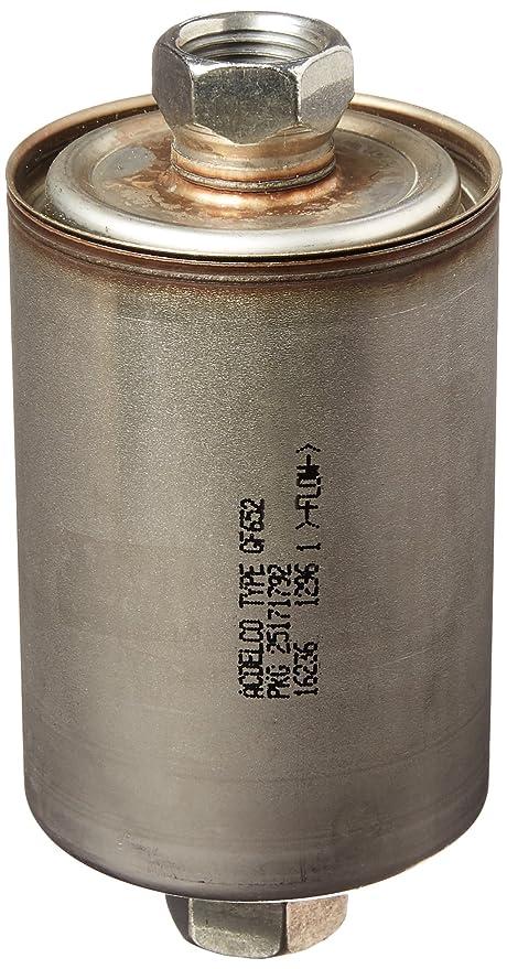 amazon com: acdelco gf652 professional fuel filter: cxbiuerfg: automotive