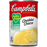 Campbell's Healthy Request Condensed Soup, Cheddar Cheese, 10.75 Ounce (Pack of 12)