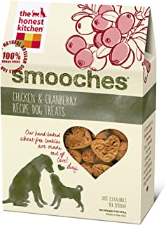 product image for The Honest Kitchen Natural Hand-Baked Wheat-Free Dog Treat Cookies