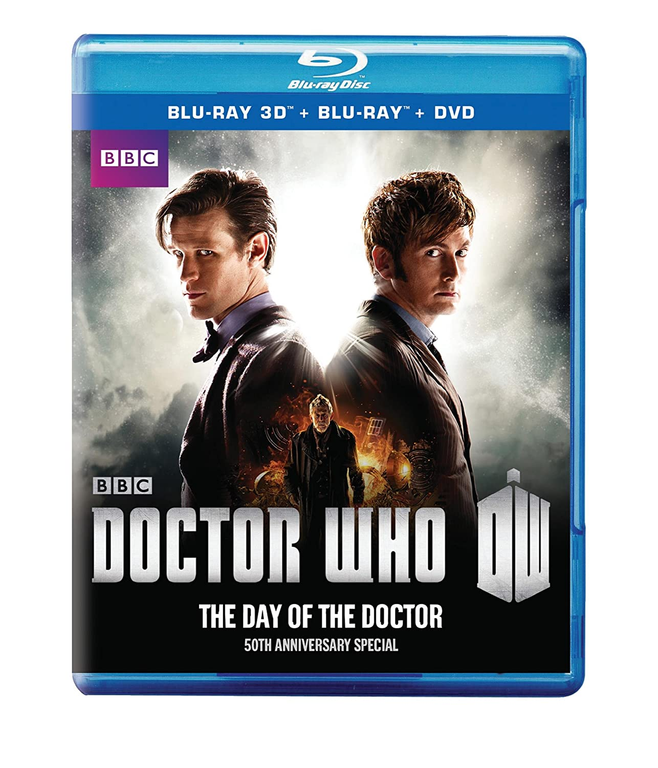 Doctor Who: The Day of the Doctor [USA] [Blu-ray]: Amazon.es ...