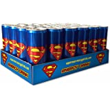 Superman Energy Drink 250ml Case (24 cans).