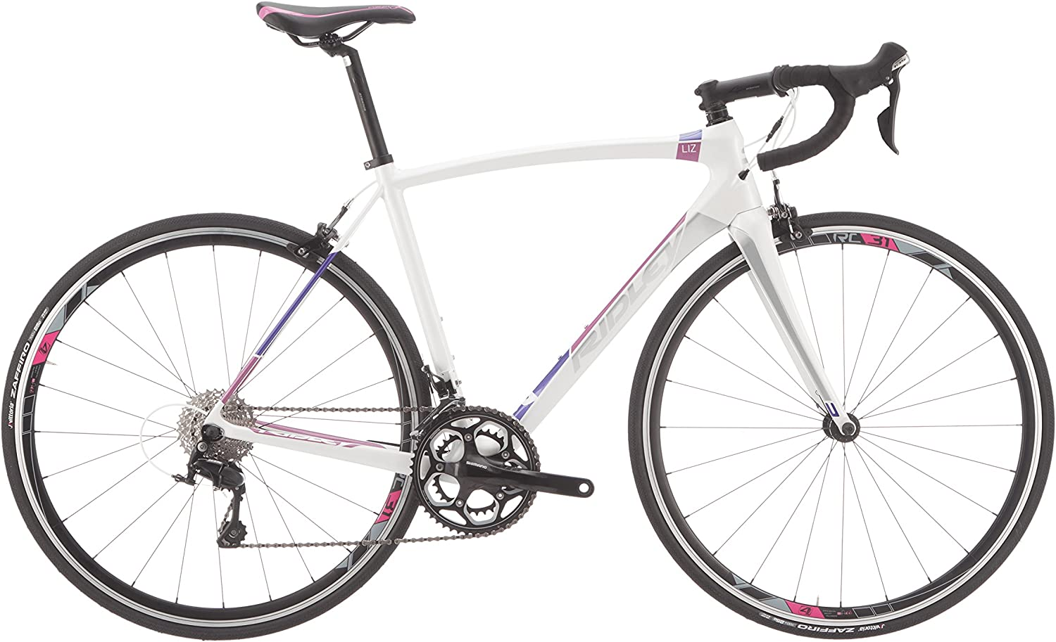 Ridley Fenix and Liz C 105 mix Road-Endurance Bicycle
