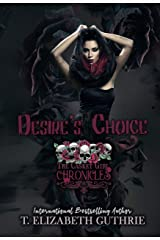 Desire's Choice: The Casket Girl Chronicles: Book 2 Kindle Edition