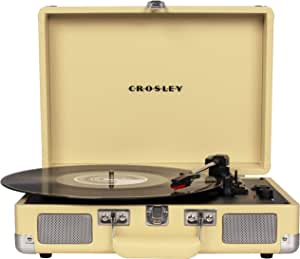 Amazon.com: Crosley Cruiser Deluxe - Maleta giratoria de 3 ...