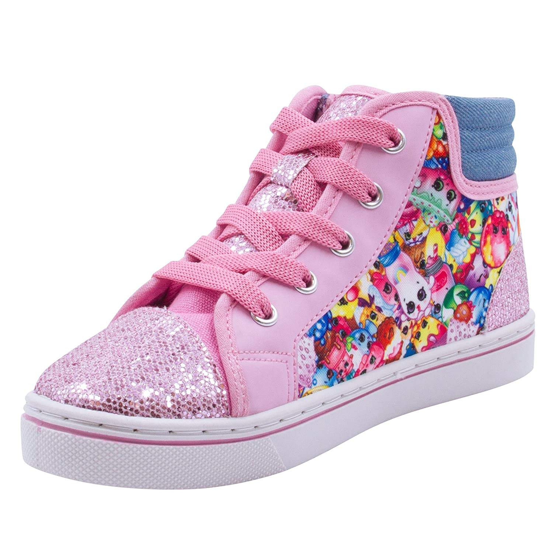 Shopkins Girls' Slip-On Sneakers