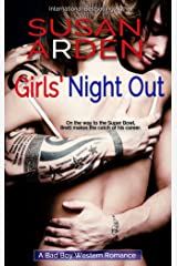 Girls' Night Out (Bad Boys Western Romance Book 3) Kindle Edition