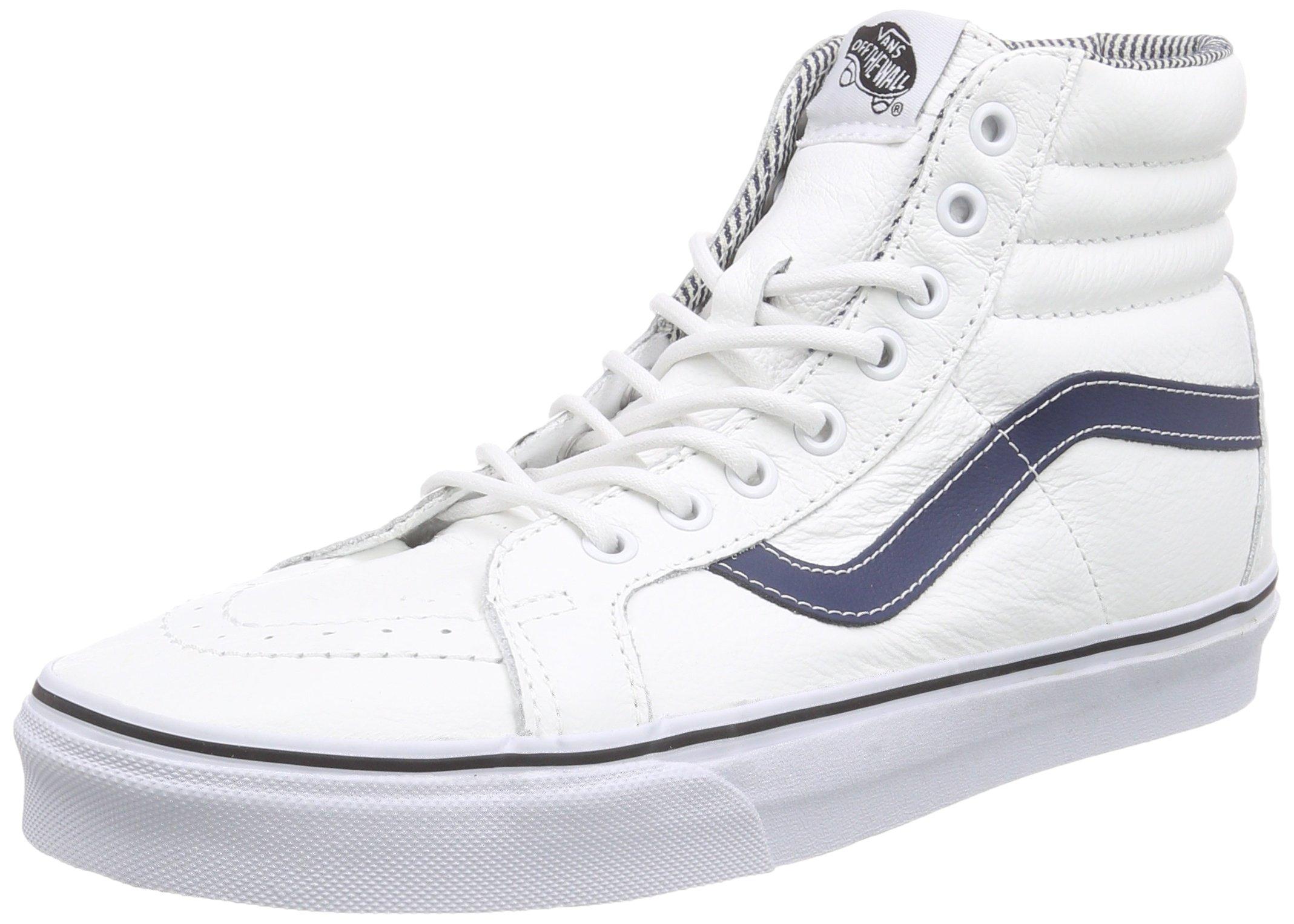49bf8d8c7a8de Amazon.com: Vans Shoes SK8-Hi Reissue Unisex Hi-Top Sneakers Leather ...
