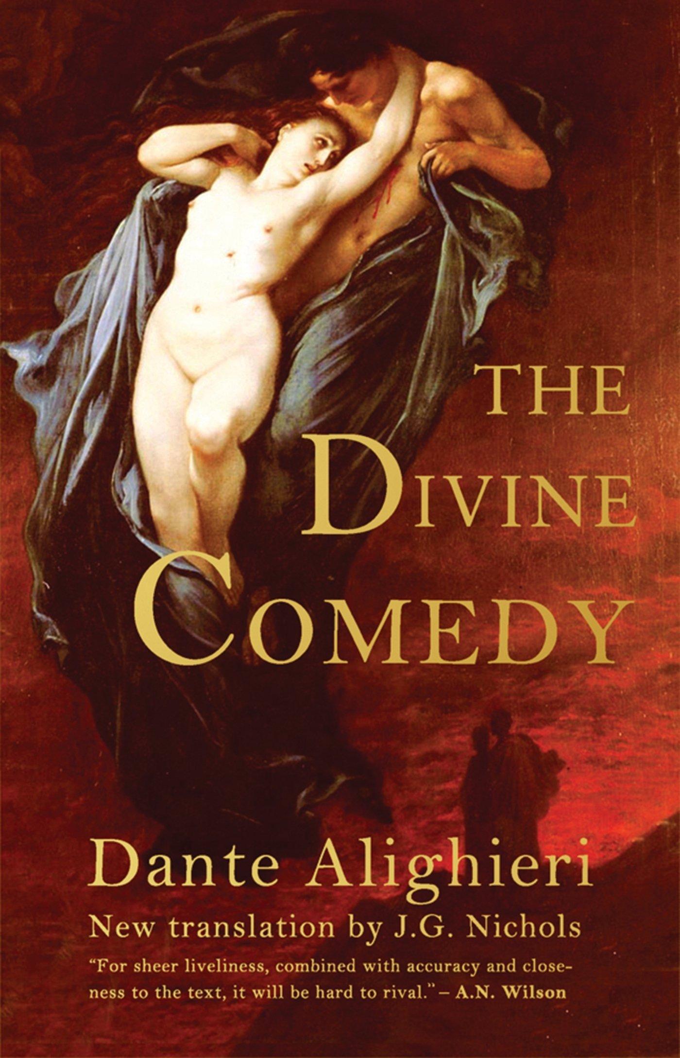 The Divine Comedy (Alma Classics)