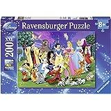Ravensburger Disney Favourites Puzzle 200pc,Children's Puzzles