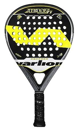 VARLION Avant Hexagon Carbon Ti - Pala de pádel, Color Amarillo: Amazon.es: Deportes y aire libre