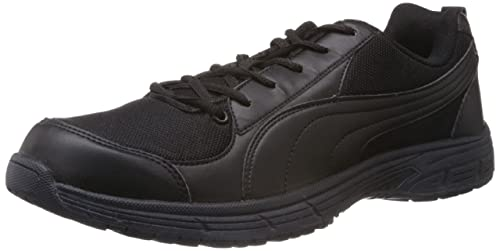 06c874d31bd Puma Unisex Bosco Black Sports and Outdoor Shoes Kids Over 4 Years - 5-C  UK  Buy Online at Low Prices in India - Amazon.in