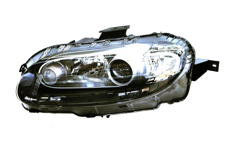 Amazon com genuine mazda miata mx5 driver side headlight lens housing partslink number ma2518126 automotive