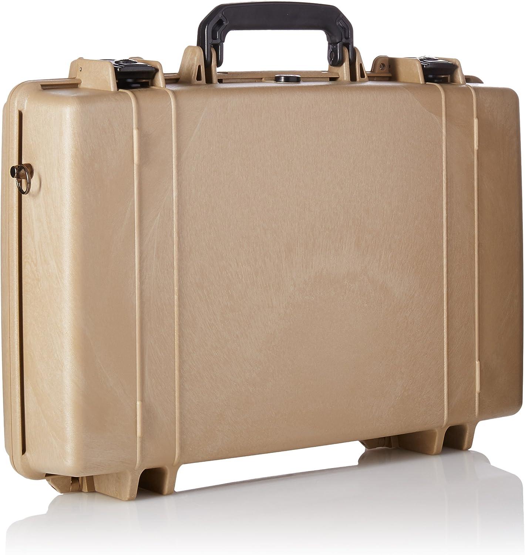 Desert Tan Pelican 1490CC1 Laptop Case