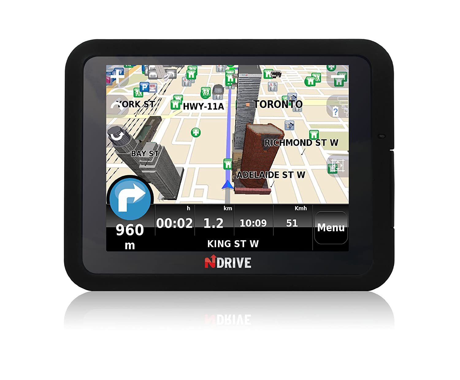 software gps ndrive touch se
