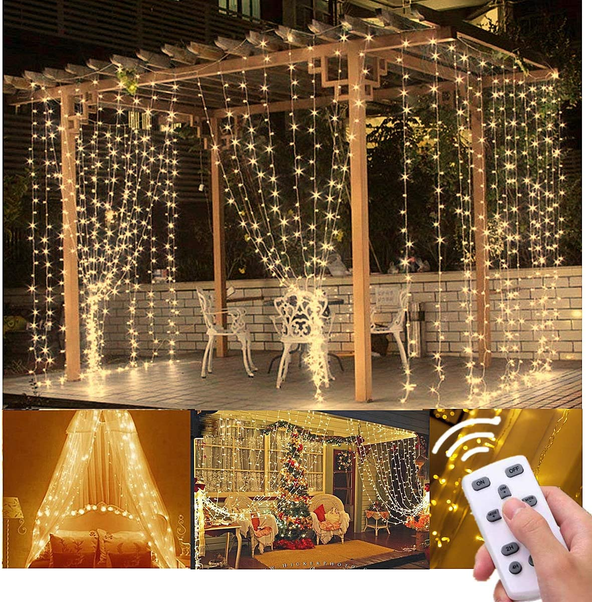 Holiday String Lights Fairy Lights For Wedding Christmas Party Decoration New