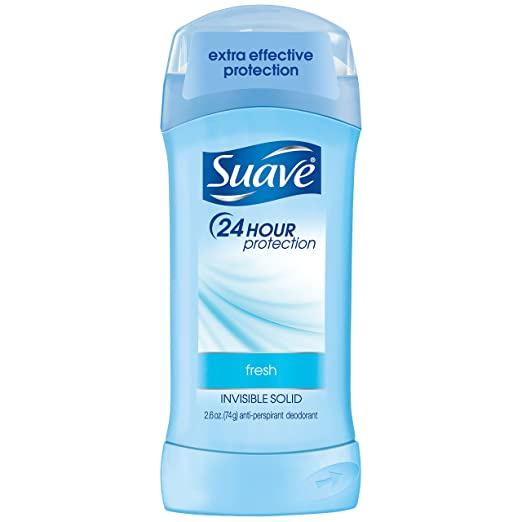 Suave Antiperspirant Deodorant, Fresh 2.6 oz