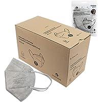 Mooncare FFP2 Mask Dispenser [Pack 50 Units] Oor, Gecertificeerd / Goedgekeurd Masker [NR], Filtratie-efficiëntie> 94…