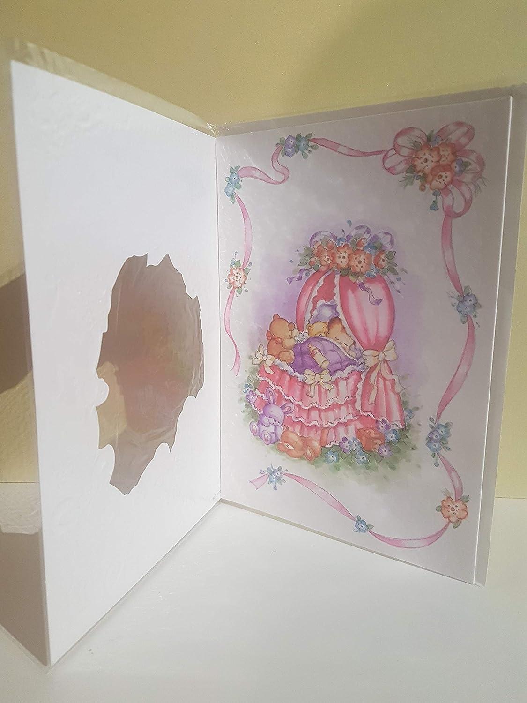 New Baby Daughter Congratulation Card