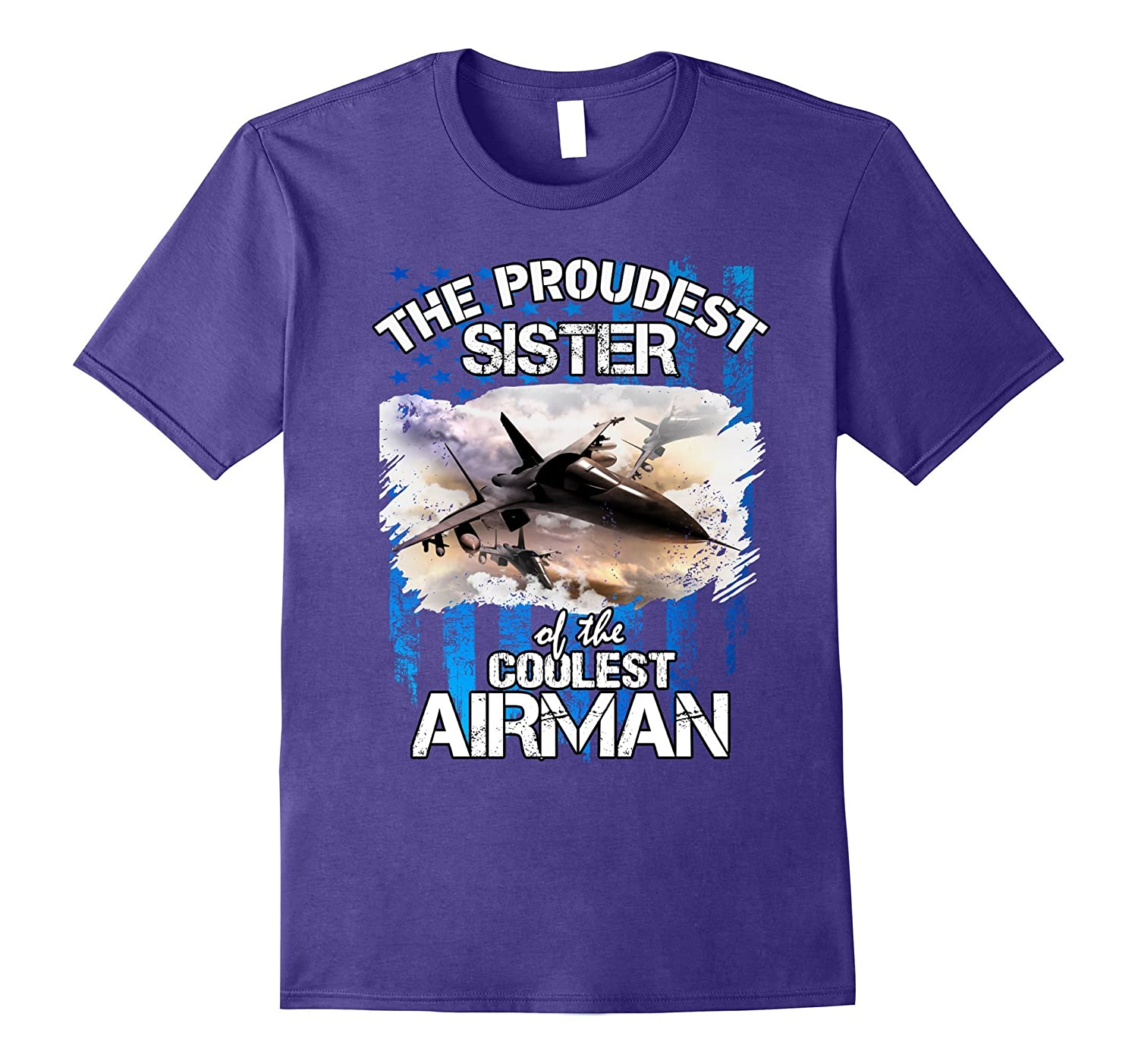The Proudest Sister of the Coolest Airman-Vaci