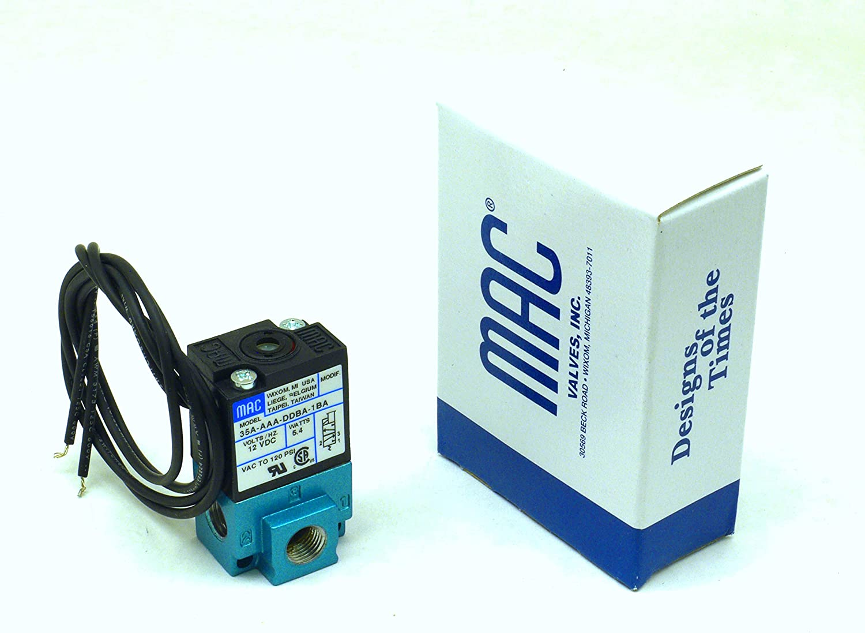 GENUINE MAC 3 Port Electronic Boost Control Solenoid Valve 35A-AAA-DDBA-1BA  12V