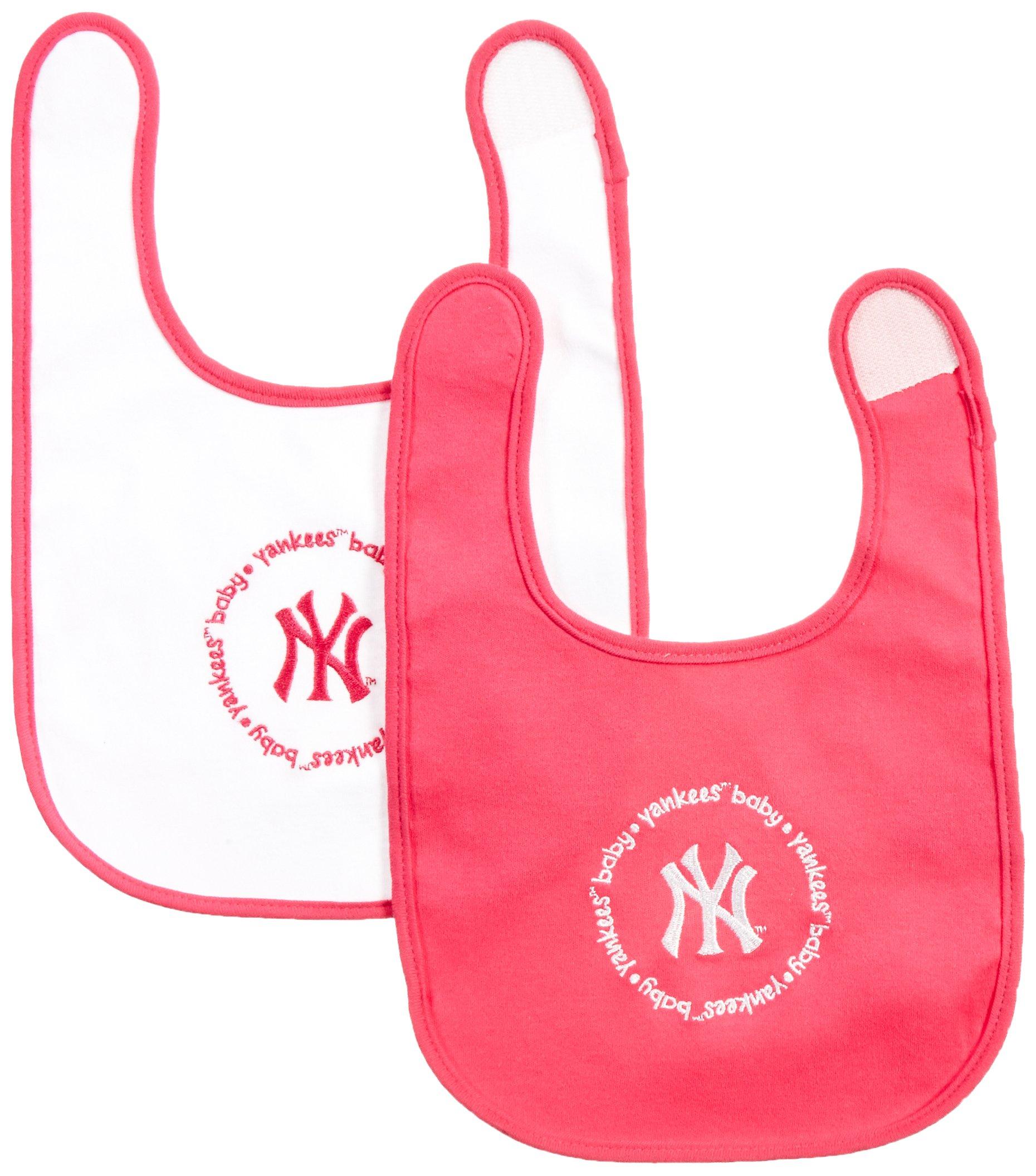 Amazon Baby Fanatic Security Bear Blanket MLB New York Yankees
