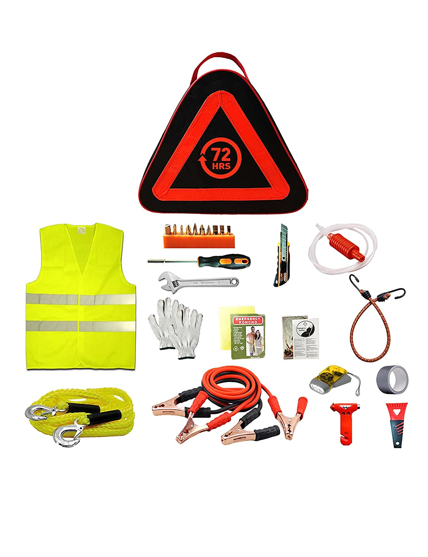 72HRS Essential Roadside Emergency Kit China