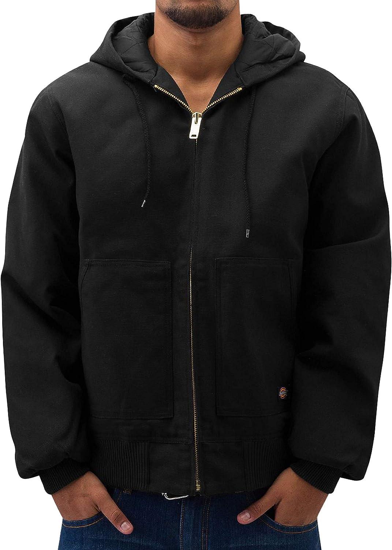 Dickies Men's Hooded Duck Jacket