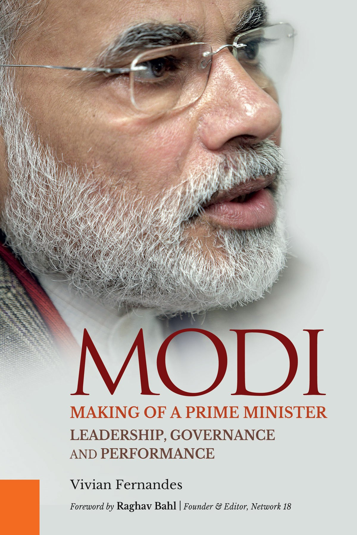 Buy Modi Making Of A Prime Minister Book Online At Low Prices In