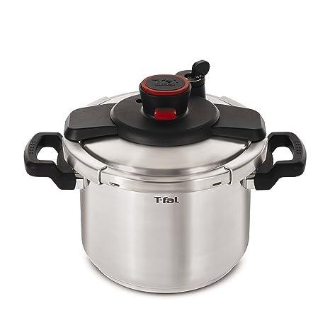 Amazon.com: olla de presión (6 L): Kitchen & Dining