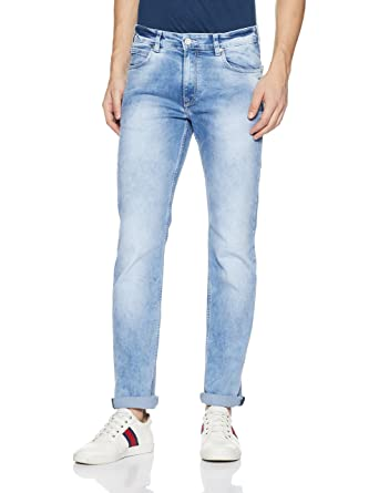 eb00cf4d231 French Connection Men's Slim Fit Jeans: Amazon.in: Clothing ...
