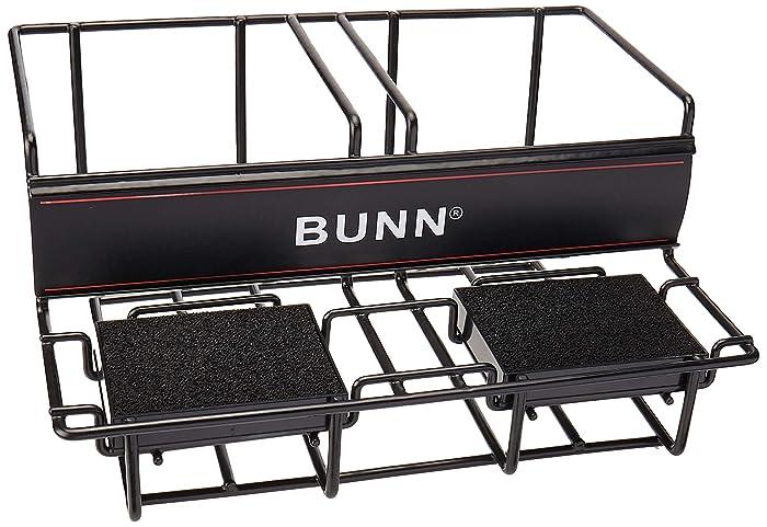 Top 10 Bunn 35728 2 Lower Universal Airpot Rack