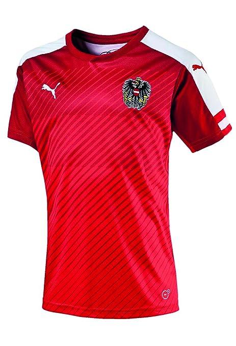 PUMA - Camiseta del equipo austriaco, EM-2016, Austria, Koller-once
