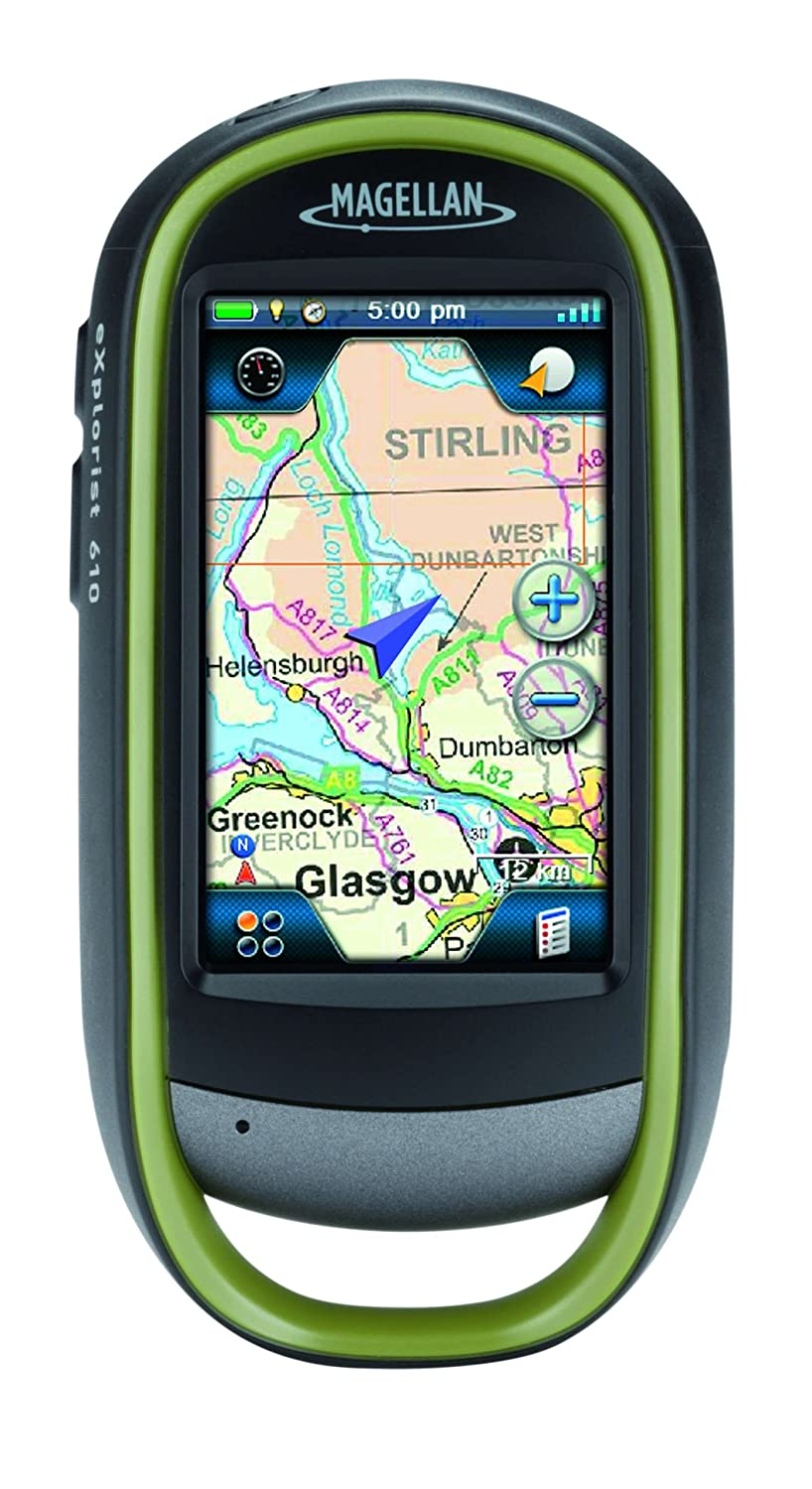 Magellan Outdoor Navigations Gerät Explorist 610
