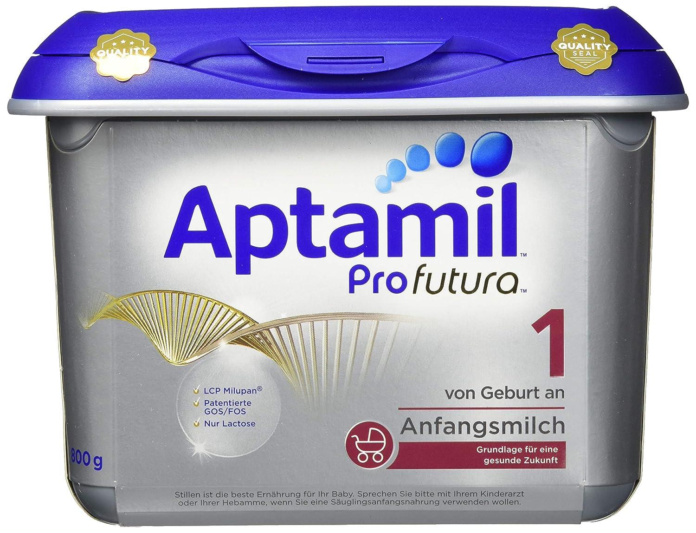 Aptamil Profutura 1 Anfangsmilch von Geburt an, 4er Pack (4 x 800 g) Safebox 102777
