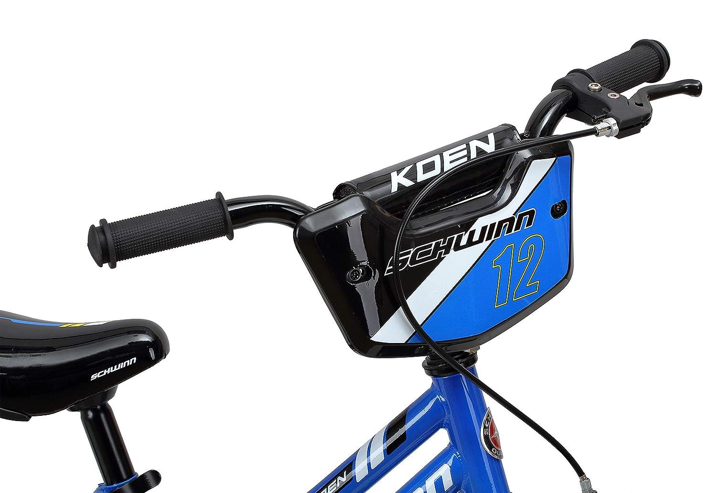 Renewed Featuring SmartStart Frame to Fit Your Childs Proportions Schwinn Koen Boys Bike