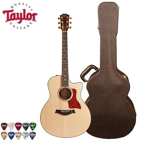 Guitarras Taylor 516 ce Guitarra Acústica con carcasa rígida de ...