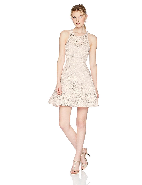 bluesh Nude My Michelle Womens Prom Dress Prom Dress