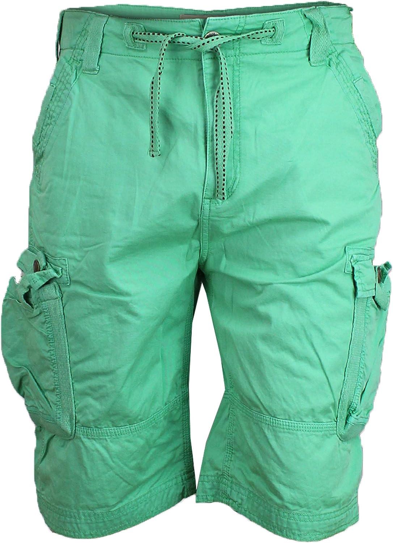 Tokyo Laundry Mens Combat Cargo Shorts 1G2149