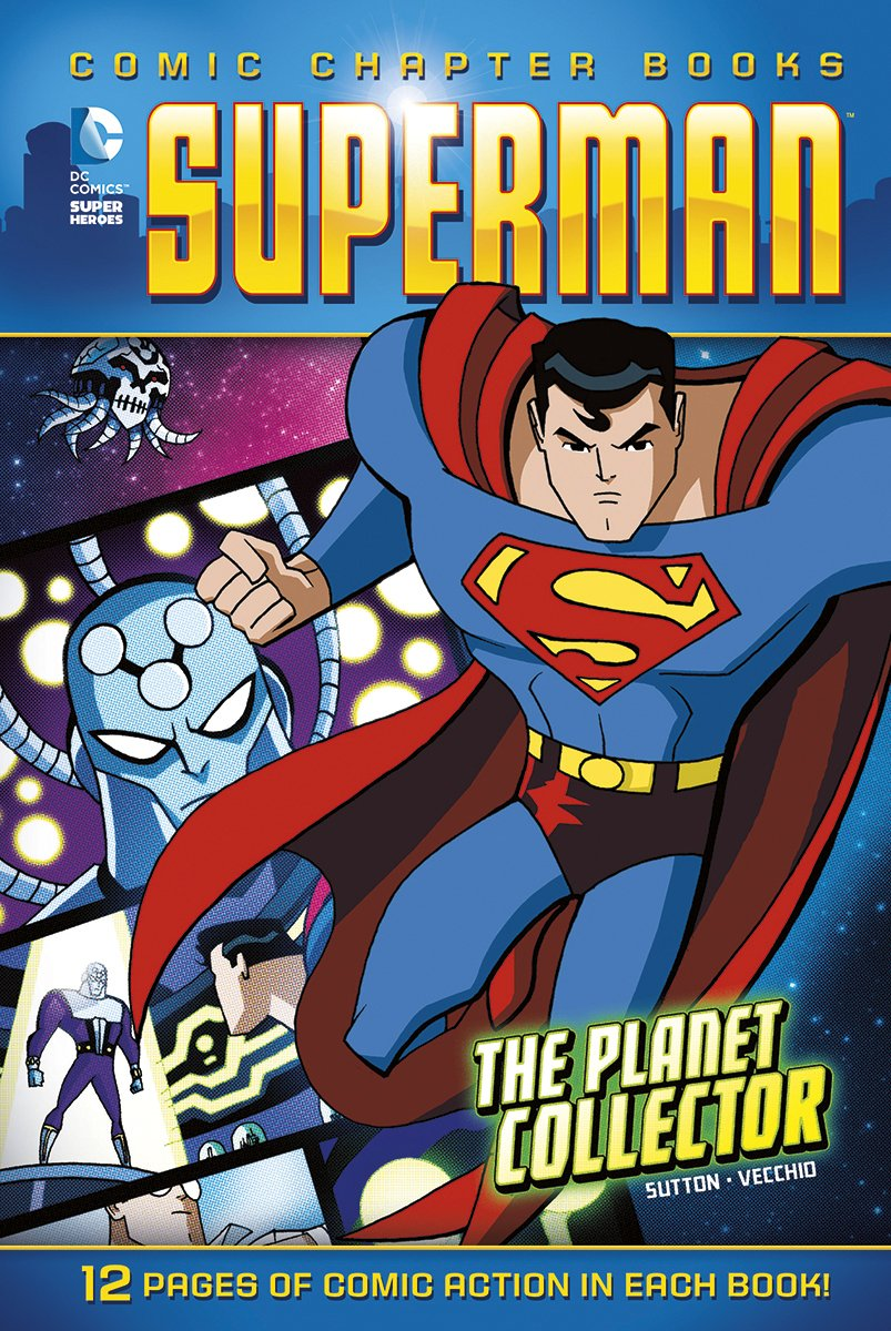 The Planet Collector (Superman: Comic Chapter Books) pdf